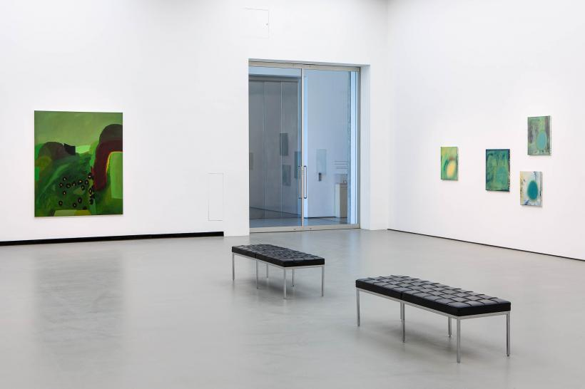 Phoebe Unwin, Iris. Installation view at Towner Art Gallery, Eastbourne. 2018. Image Rob Harris. Courtesy Towner Art Gallery.