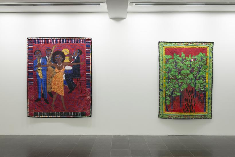 Faith Ringgold, Installation view, 6 June - 8 September 2019, Serpentine Galleries