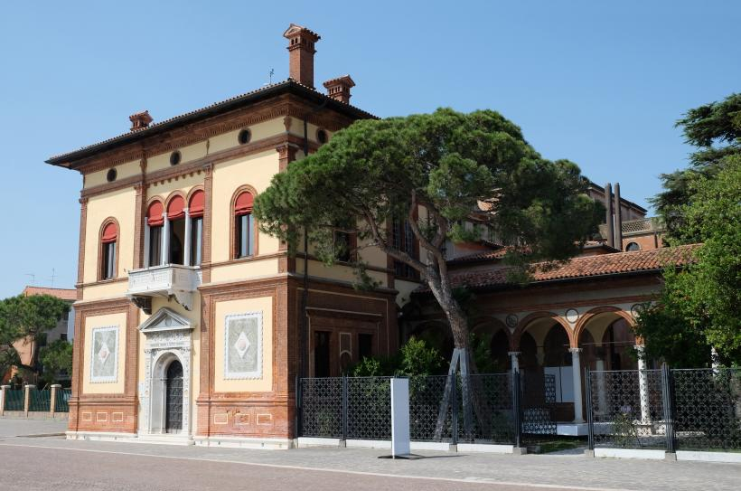 Dane Mitchell, Post hoc, 2018-19, Palazzina Canonica, Venice
