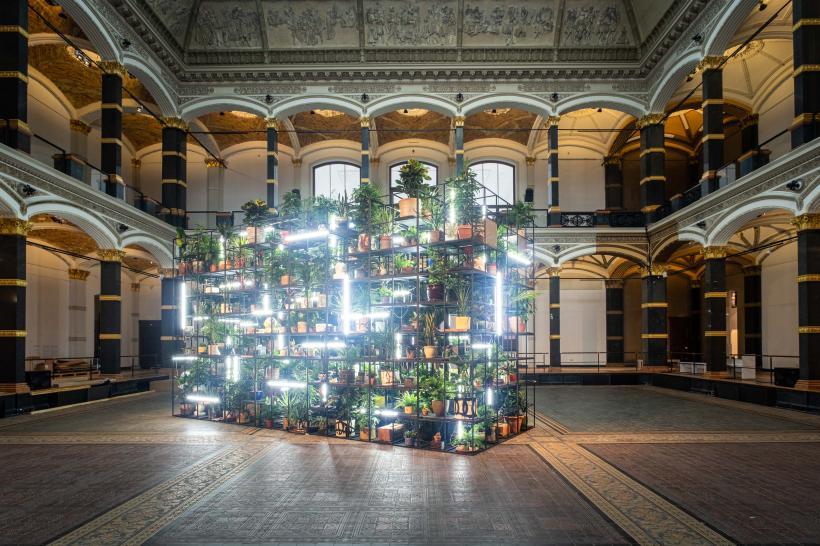 Antoine's Organ, Installation view Garden of Earthly Delights, Gropius Bau, Berlin, 2019