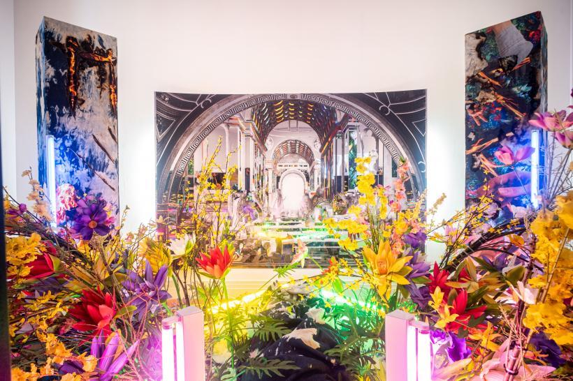 2002 - 2555, Installation view Garden of Earthly Delights, Gropius Bau, Berlin, 2019