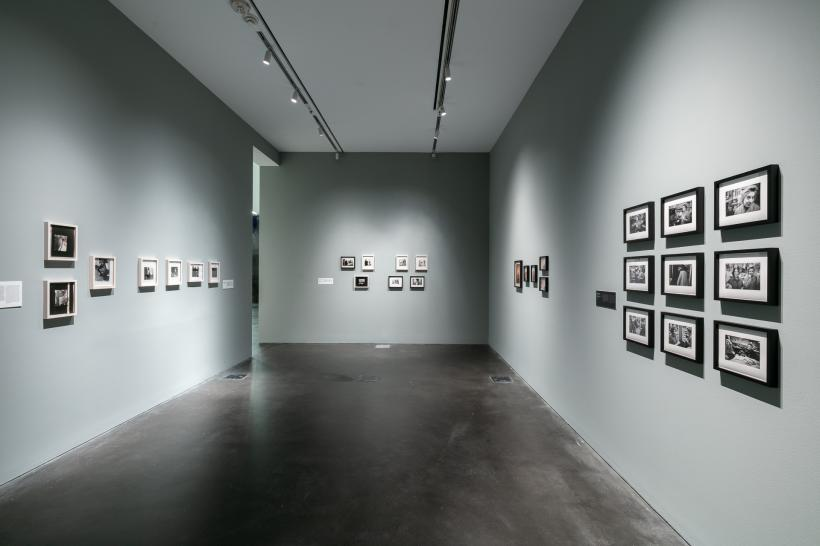 Francesca Woodman, Portrait of a Reputation, installation view, MCA Denver