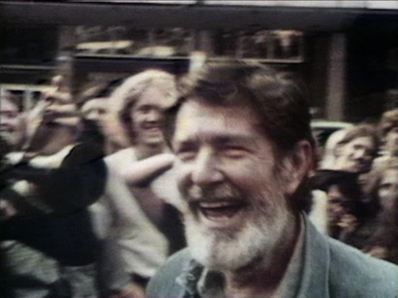A Tribute to John Cage. 1973-76 Single-channel video, color, with sound. 29min,2sec.