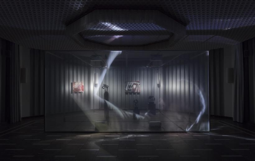Ground Zero, Schinkel Pavillon