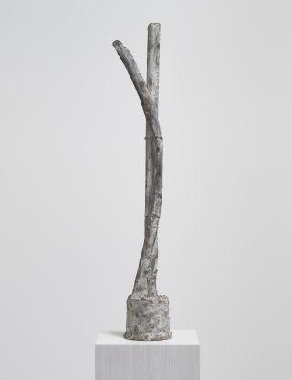 Cy Twombly, Untitled (St. Sebastian), bronze, 1998