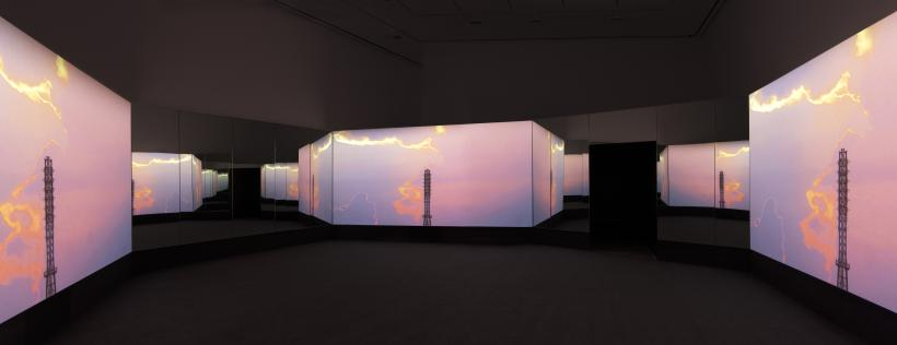 Doug Aitken, NEW ERA, 2018