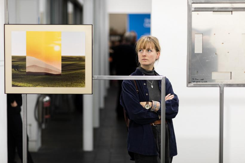 Theo Simpson, Jerwood/Photoworks Awards 2020 supported by Jerwood Arts and Photoworks. Installation view at Jerwood Space, London.
