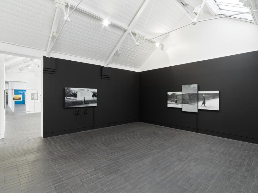 Silvia Rosi, Jerwood/Photoworks Awards 2020 supported by Jerwood Arts and Photoworks. Installation view at Jerwood Space, London.