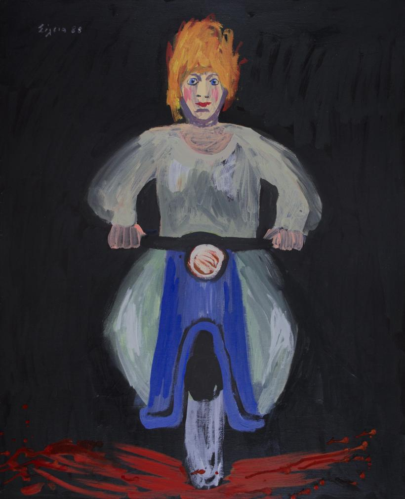 Untitled (motorcycle)