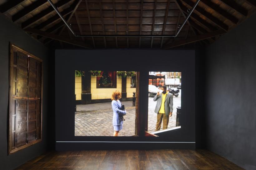 Mark Lewis, Installation View, IMAGE, TEA Las Catalinas.