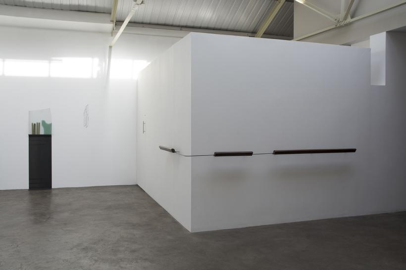Placeholder, installation view