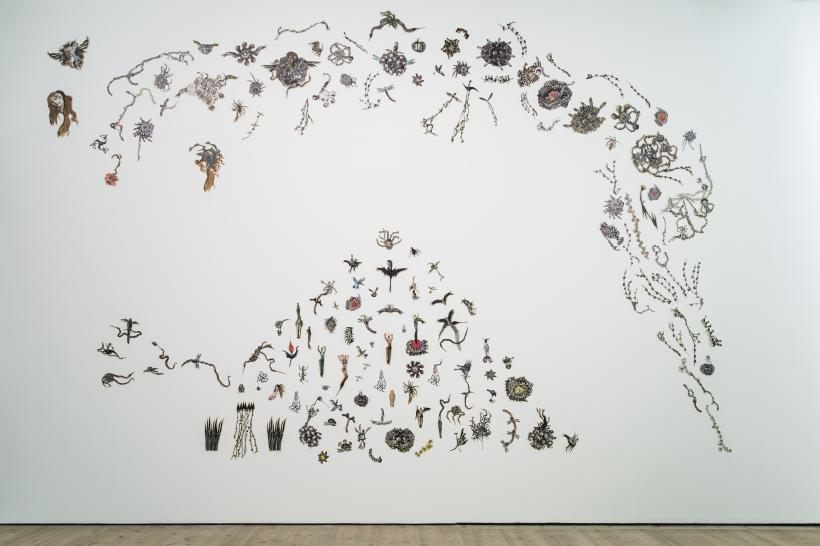 Mary Beth Edeleson, Untitled (1972-2011). Courtesy the artist and David Lewis Gallery. Animalesque / Art Across Species and Beings, BALTIC Centre for Contemporary Art 2019.