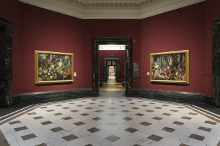 Room 11 at The National Gallery, London