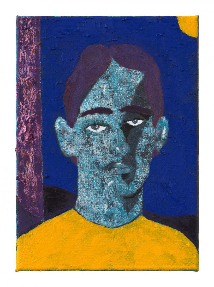 Tom Anholt, On The Rise, 2019, 35 x 25 cm