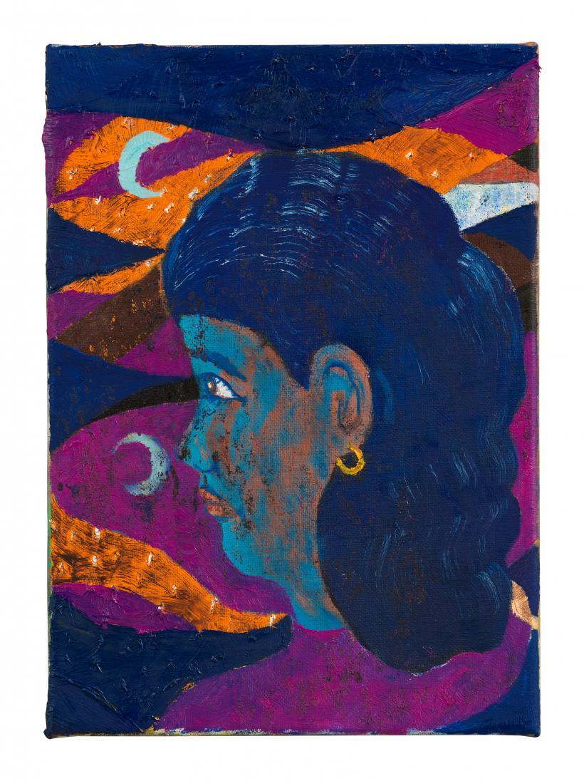Tom Anholt, Soul Searcher, 2020, 35 x 25 cm