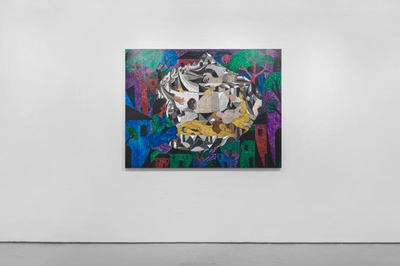 Tom Anholt, installation view