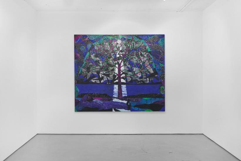Tom Anholt, installation view