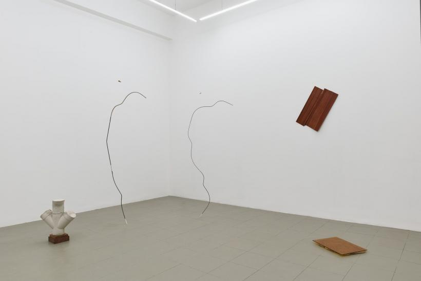 Works by Cristina Mejías, Christian Lagata and Fuentesal & Arenillas