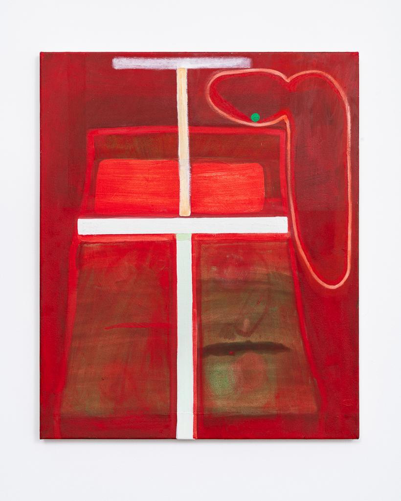 Gabriella Boyd, Flood, 2020, Oil on canvas, 160 x 120 cm