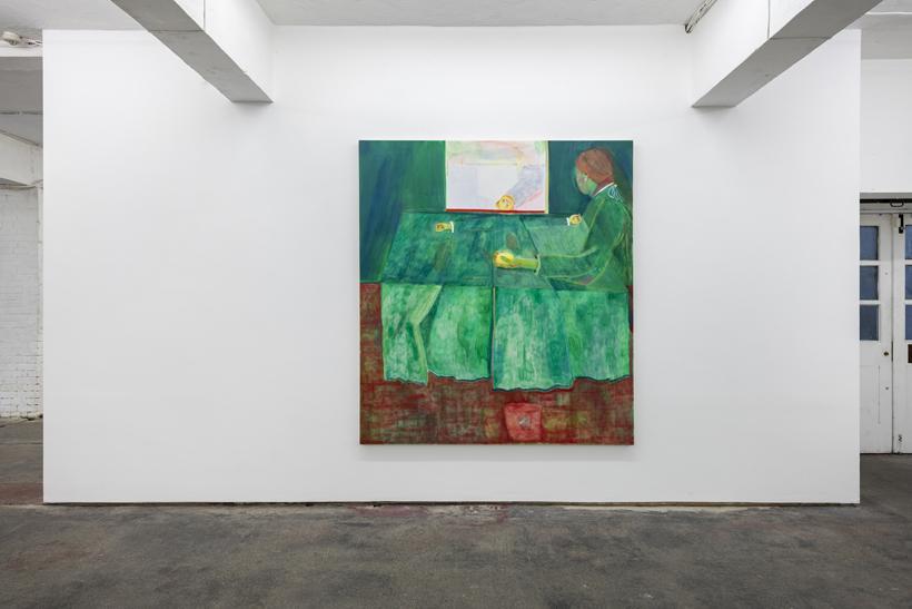 Installation view, Gabriella Boyd: For Days, Seventeen