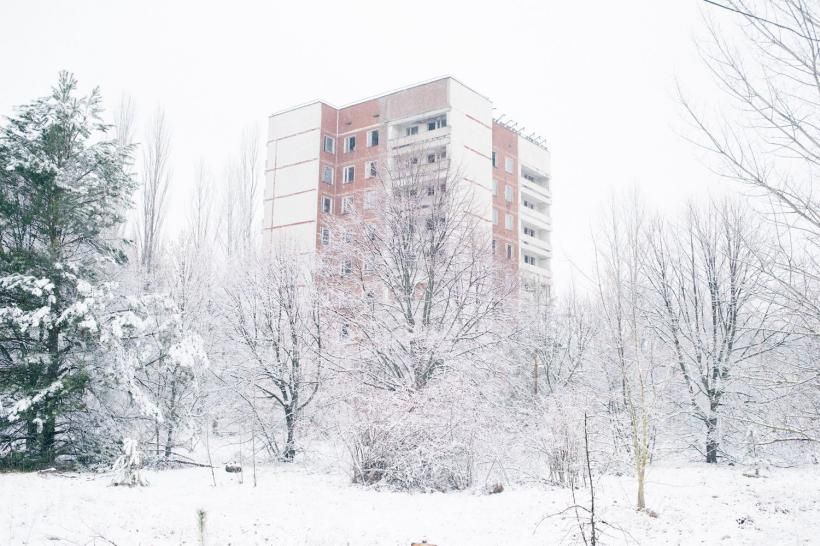 Repercussion, From the Untitled Project from Chernobyl, by Maxim Dondyuk. 2016-ongoing