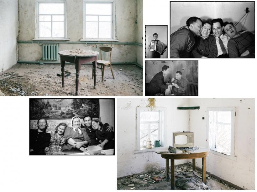 From the Untitled Project from Chernobyl, by Maxim Dondyuk. 2016-ongoing.