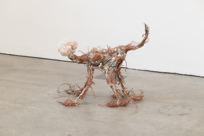Kristof Kintera THE END OF FUN!, Ikon Gallery, Birmingham UK, 2020, copyright Ikon Gallery. Photographer, Tom Bird.
