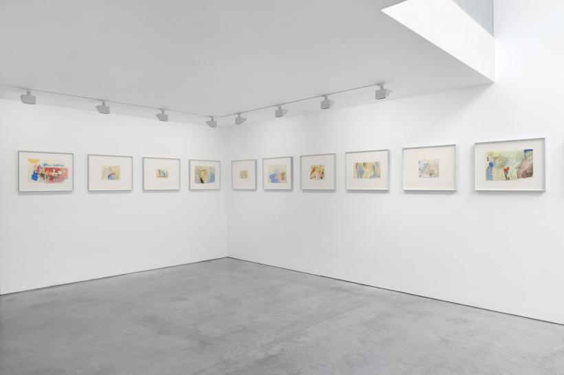 Cat Roissetter - English Filth install view
