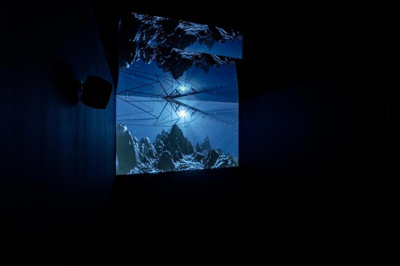 Emilija Skarnulyte Abyssal Plains 2020 HD Video Courtesy the artist