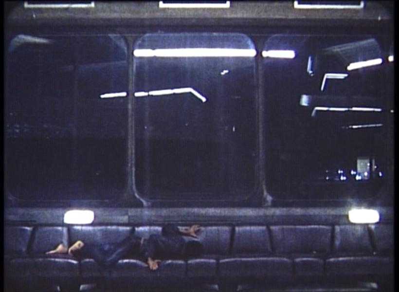 Brown Leatherette, 2002. Super8 film transferred to video, colour, silent; 5 minutes 55 seconds. Courtesy of the artist and Tanya Leighton, Berlin.