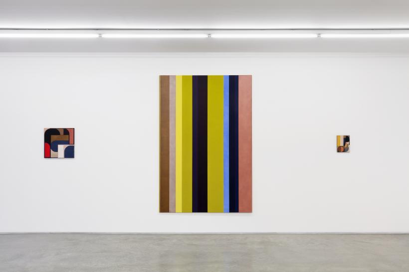 Svenja Deininger Two Thoughts, Exhibition view  Collezione Maramotti, 2020 Ph. Andrea Rossetti