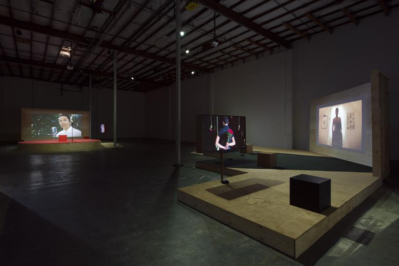 Carlos Motta: We Got Each Other's Back, installation view