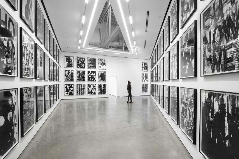 Adam Pendleton, Begin Again, David Kordansky Gallery, Los Angeles, November 7-December 19, 2020, Installation view