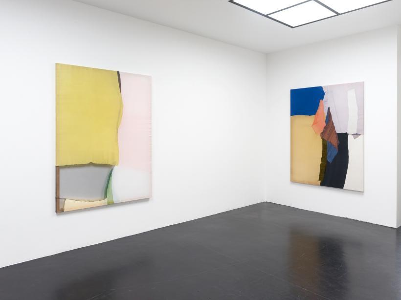 Anna Virnich: Gefluster, DREI, installation image