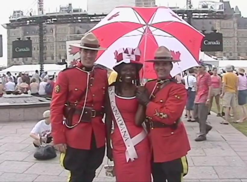 Miss Canadiana