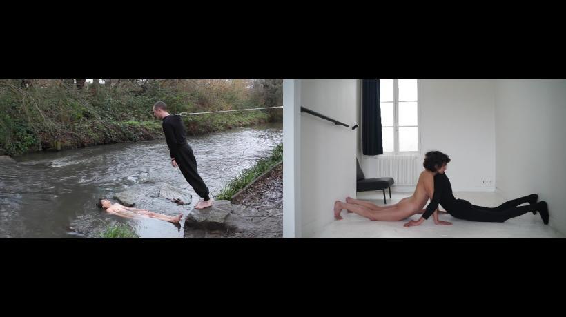 R-A-W - Bbeyond - Hori Izhaki in collaboration with Jasper Llewellyn Chen Cohen