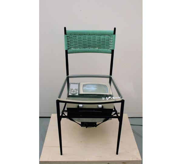 TV Chair, 1968