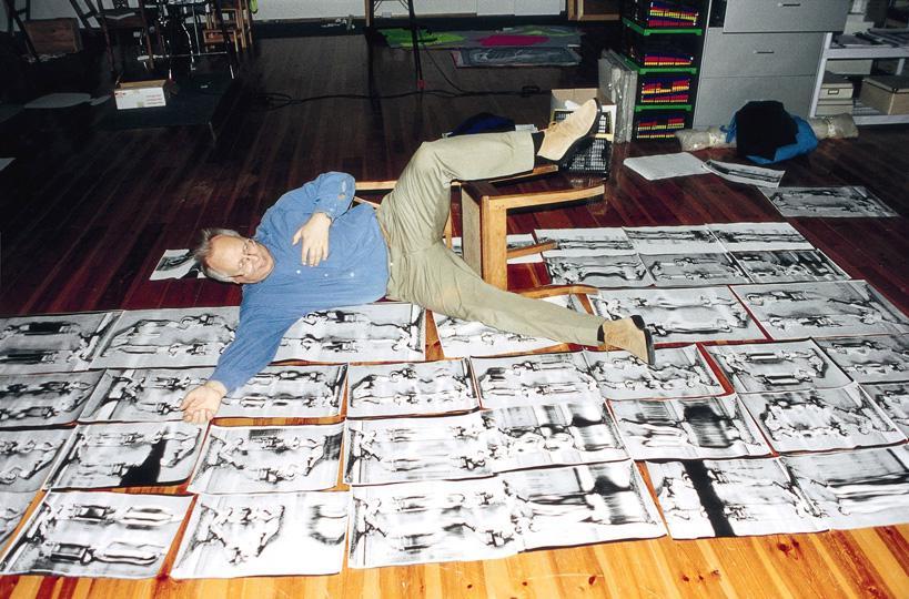 adk Polke Portraet 2000