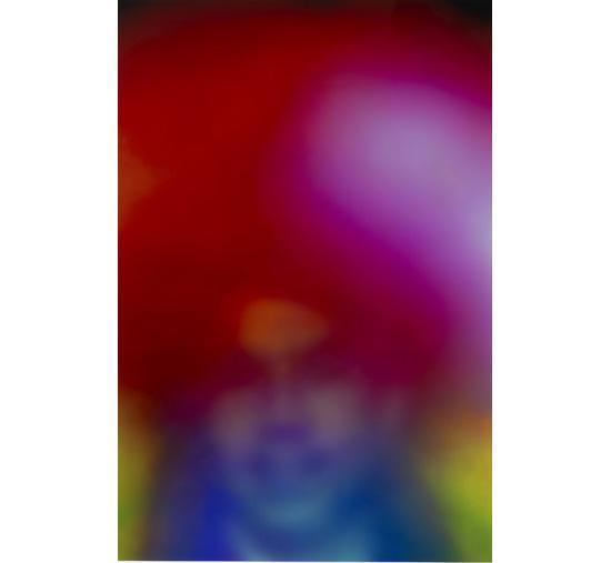 Timothy Taylor Gallery, Susan Hiller,  Homage to Marcel Duchamp Aura (Purple Man) ,  2011