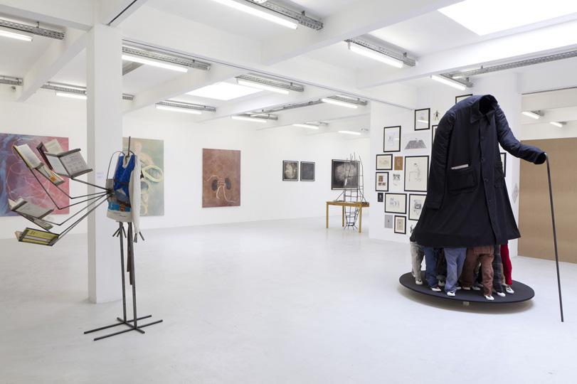Starke Emergenz, Ausstellungsansicht Kunstraum Innsbruck, 2011