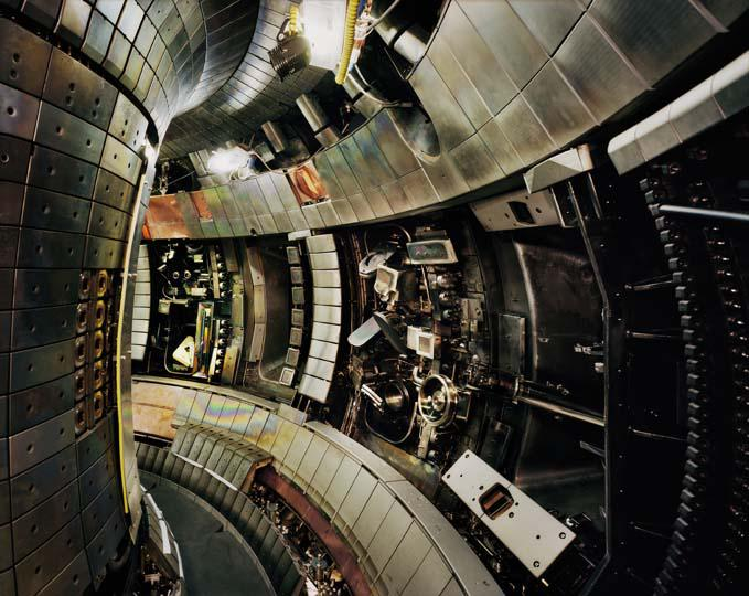 Struth Tokamak Asedex Upgrade Interior 2  2009
