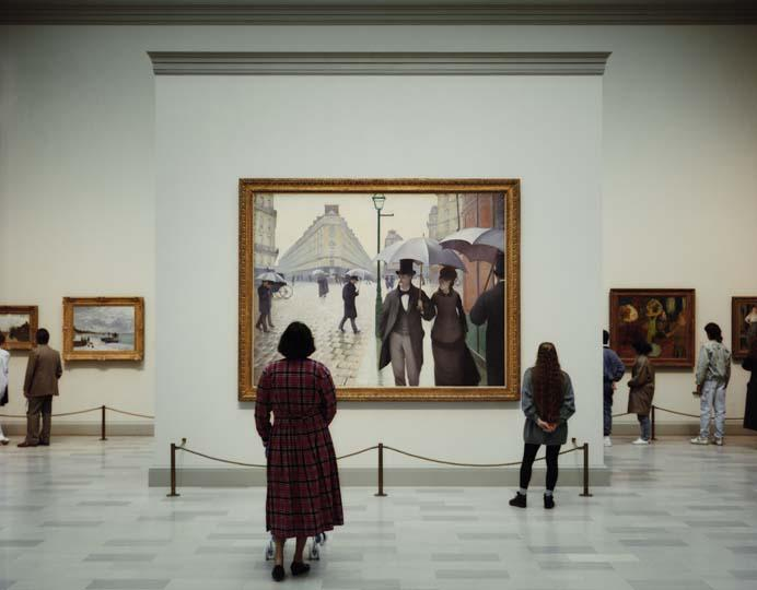 Thomas Struth Art Institute of Chicago 1 1990