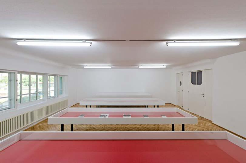 Wade Guyton Secession 2011 Foto J AUST