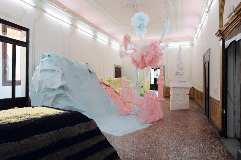 Scotland Venice, Installation Image Palazzo Pisani, Installation Image, 2011