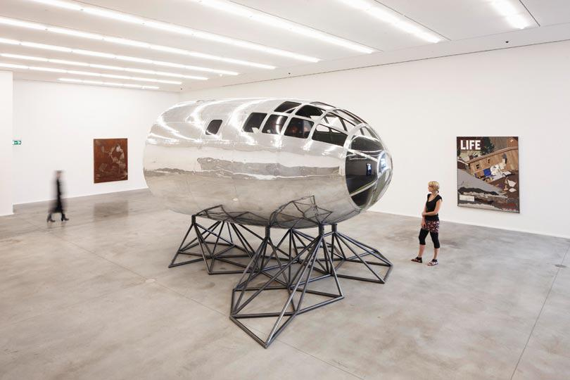 Installation View, Matthew Day Jackson, HauserWirth 2011 (1)