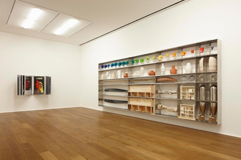 Installation View, Matthew Day Jackson, HauserWirth 2011 (3)