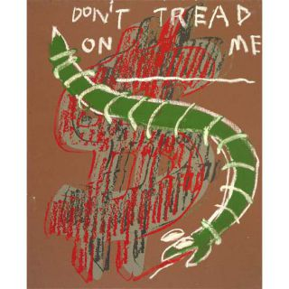 BW,Dollar Sign Don't tread on me, 1985