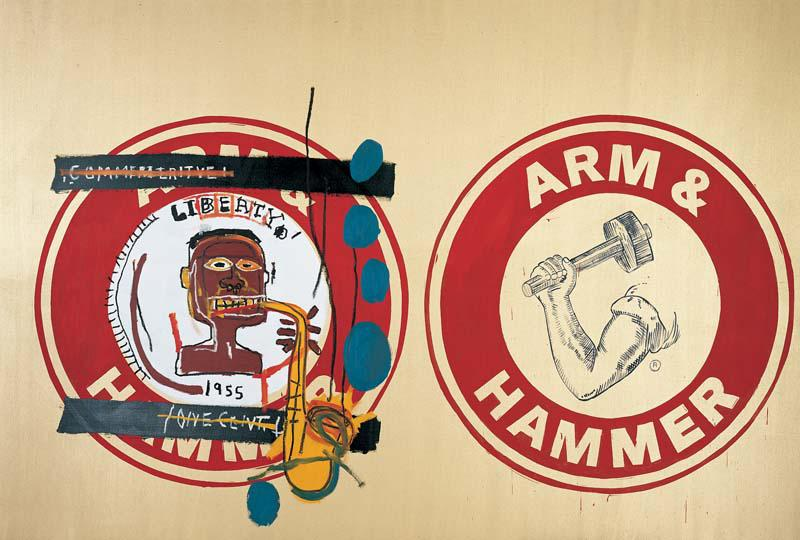 WB, Arm and Hammer II, 1985