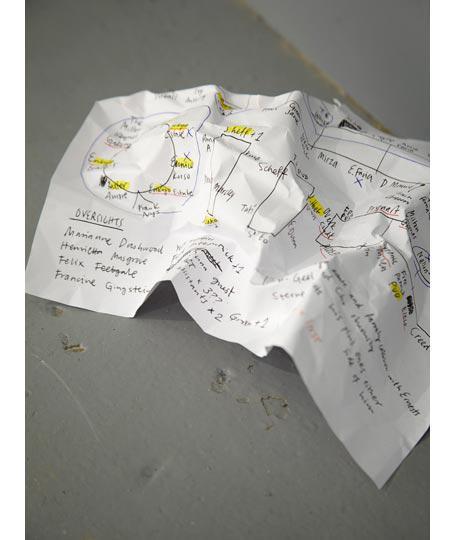 Artangel Ryan Gander, Locked Room Scenario, 2011 (1)