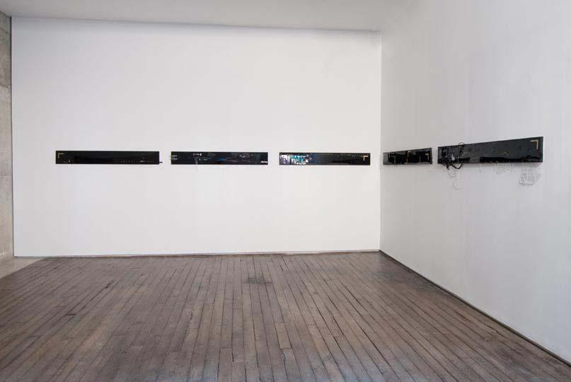 Jutta Koether 2011 Installation view1 Campoli Presti